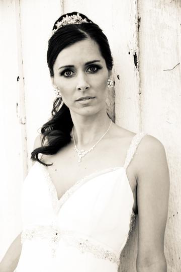 Briar Patch Bridal Portrait Photo