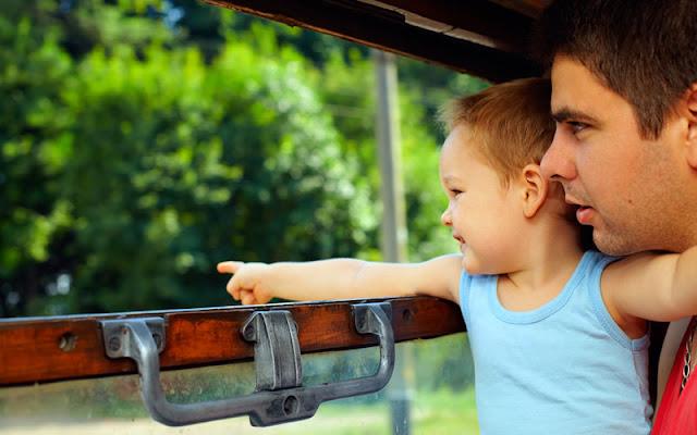 В поезде с ребенком: советы