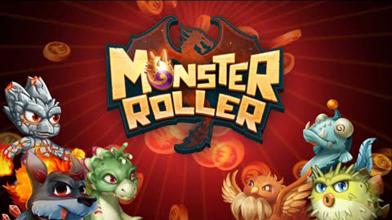 Monster Roller Gameplay IOS / Android