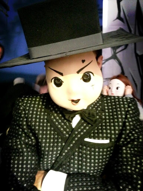 G-Dragon teases anime and Thom Browne for his MichiGO mv.
