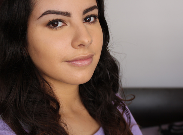 neutrogena visibly even makeup look everyday review cleanser bb cream