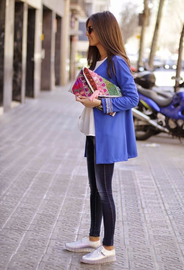 Outfits de zapatos con plataforma