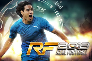 Real Football 2013 | Real Football Manager 2013 ( Symbian Games )