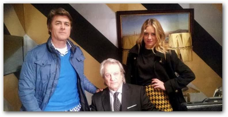 """... de la nueva novela de Gabriel corrado """"Taxi, amores cruzados"""