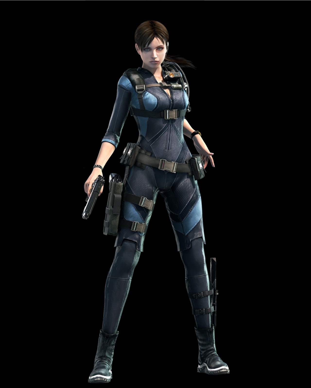 Resident evil:Revelation on Xbox 360,PS3 Wii U!