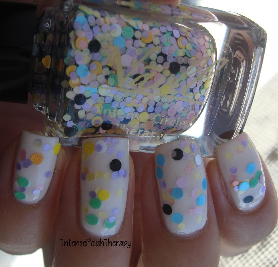 Glitter Nail Polish Make Your Own: Intense Polish Therapy: Create & Customize Your Own Nail
