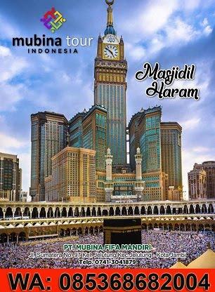 Mubina Tour Indonesia, Membawa Haji dan Umroh Seputih Hatih