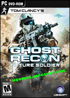 Tom Clancys Ghost Recon Future Soldier-PC