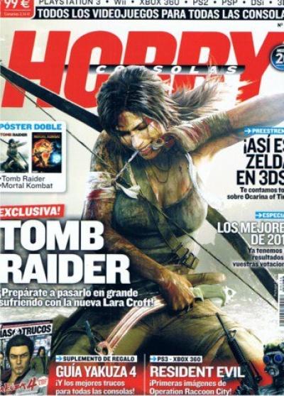 Revista: Hobby Consolas - Mayo 2011 [84 MB | PDF | Español]