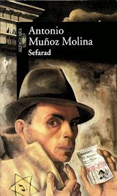 Lectura actual en el Club de lectura: El desplazado en Sefarad de Antonio Muñoz Molina.