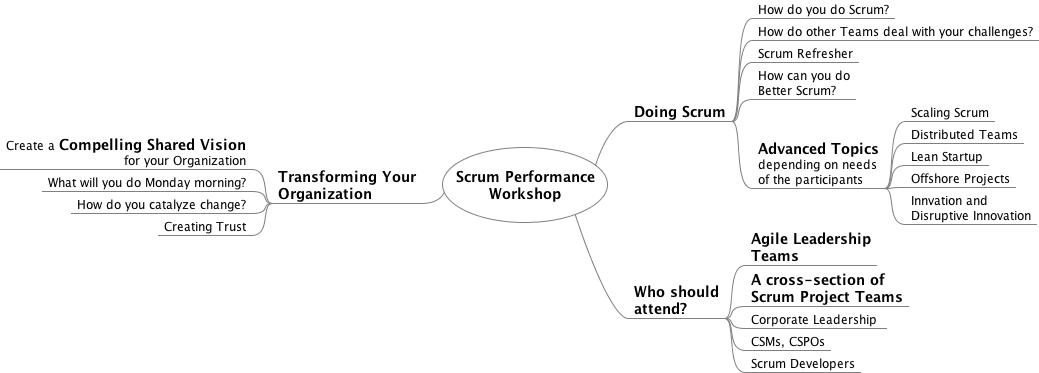 masterclass scrum vision and performance saat network gmbh