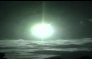 video asteroide o meteoro en mexico 18 mayo 2012