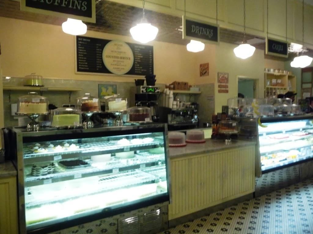 Magnolia Bakery Chicago