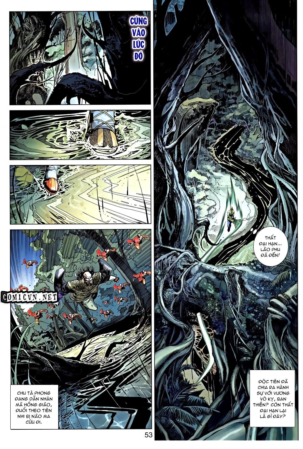 Túy Quyền Chap 9 - Trang 16