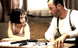 Leon and Mathilda HD Wallpaper