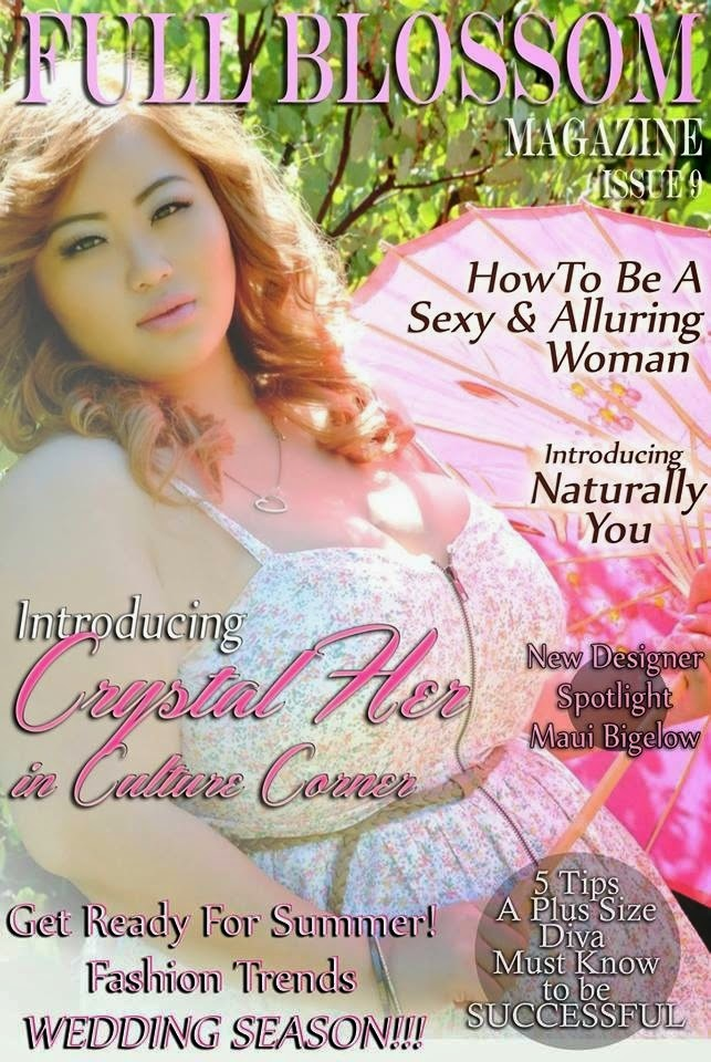 Featured in Full Blossom Magazine Issue 9