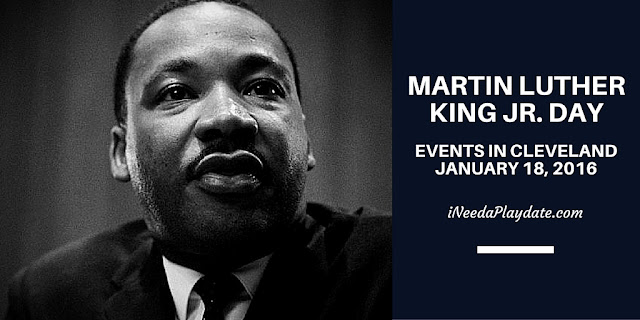 List of events on MLK Day to do with Cleveland kids #thisiscle