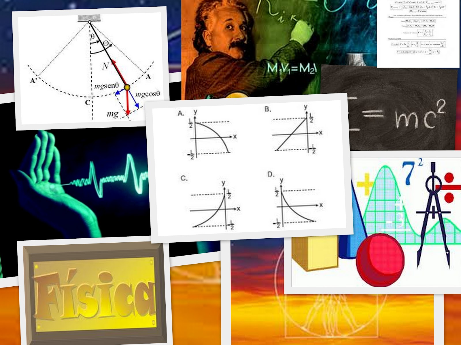 APRENDIZAJE MAESTRO 2.0: COLLAGES PICASA FISICA