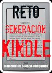 Reto Generación Kindle