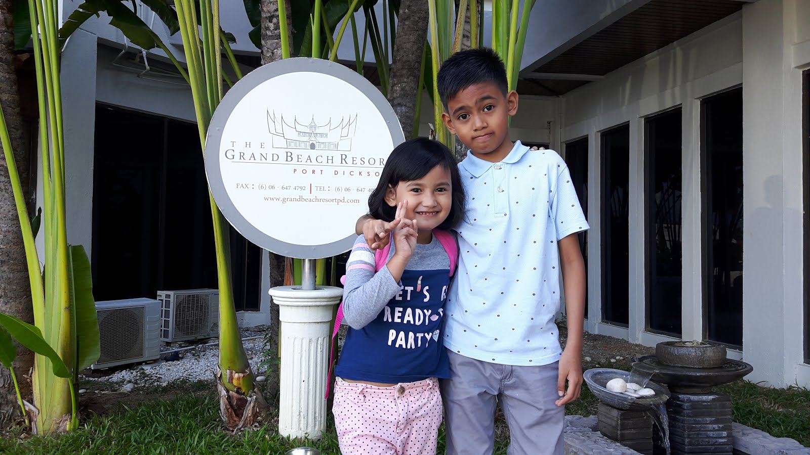 Grand Beach Resort PD 2016
