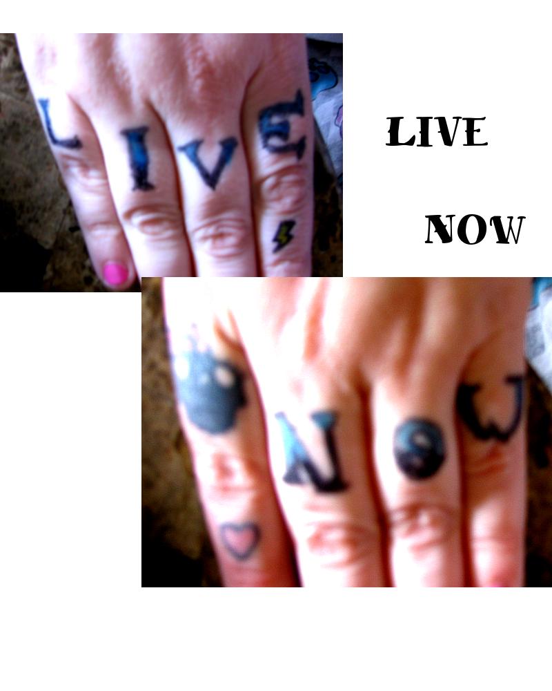 My Blog Verwandt Mit Lightning: Reinvention: Honey Halliwell's Tattoo Blog