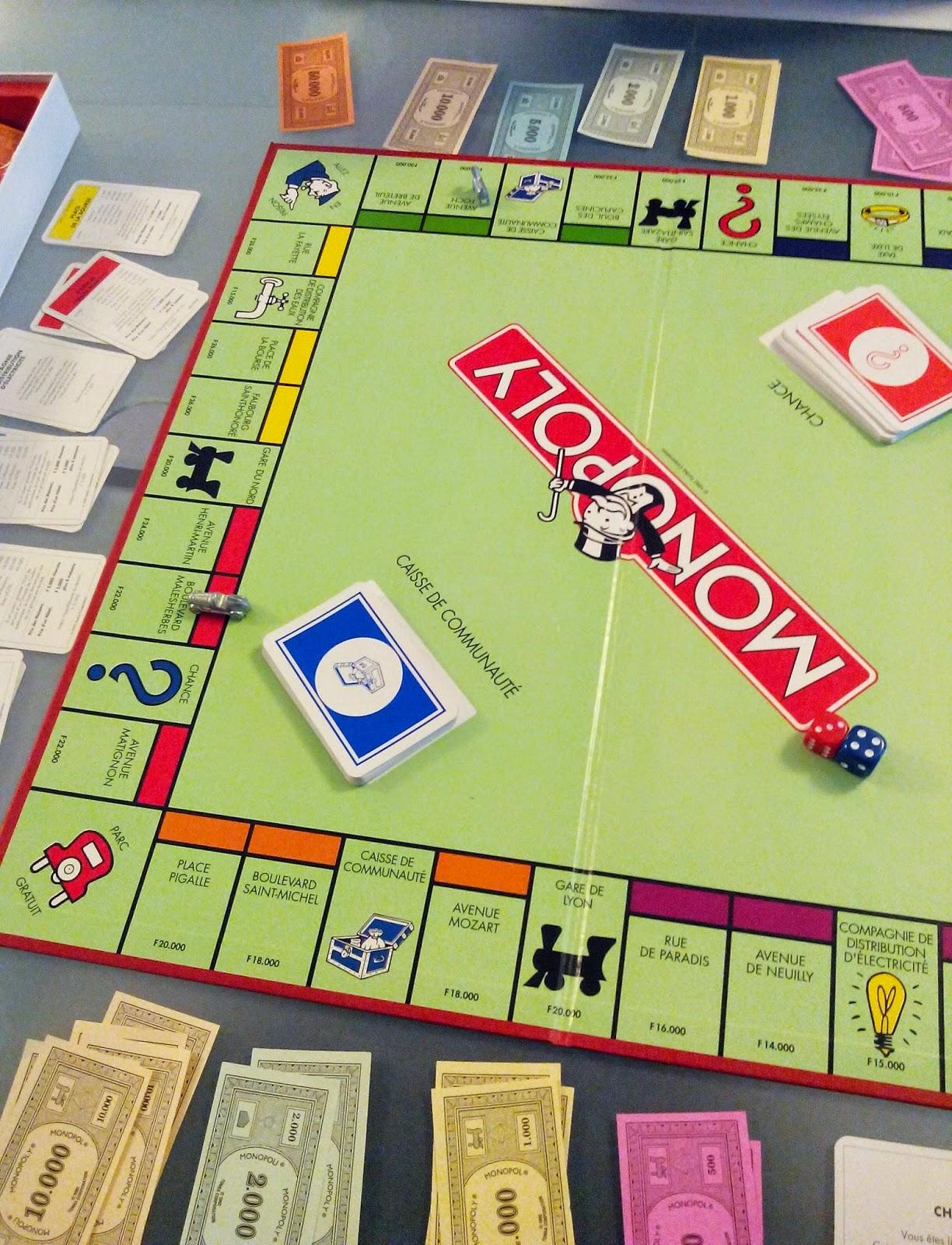monopoly, bullelodie
