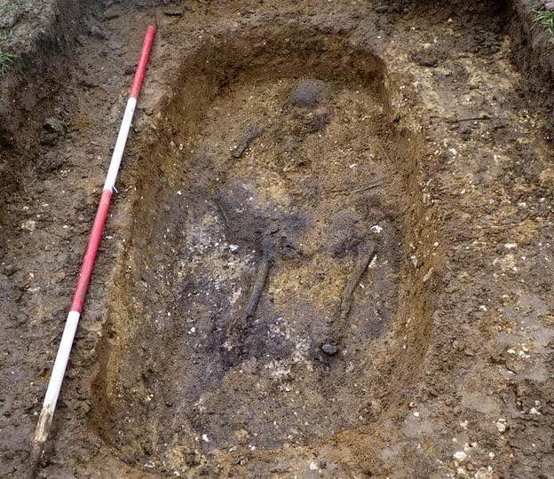 Anglo-Saxon pendant found in Norfolk field