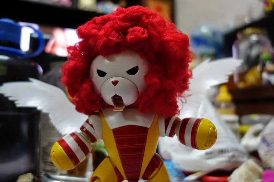 Ronald McDonald Beargguy III