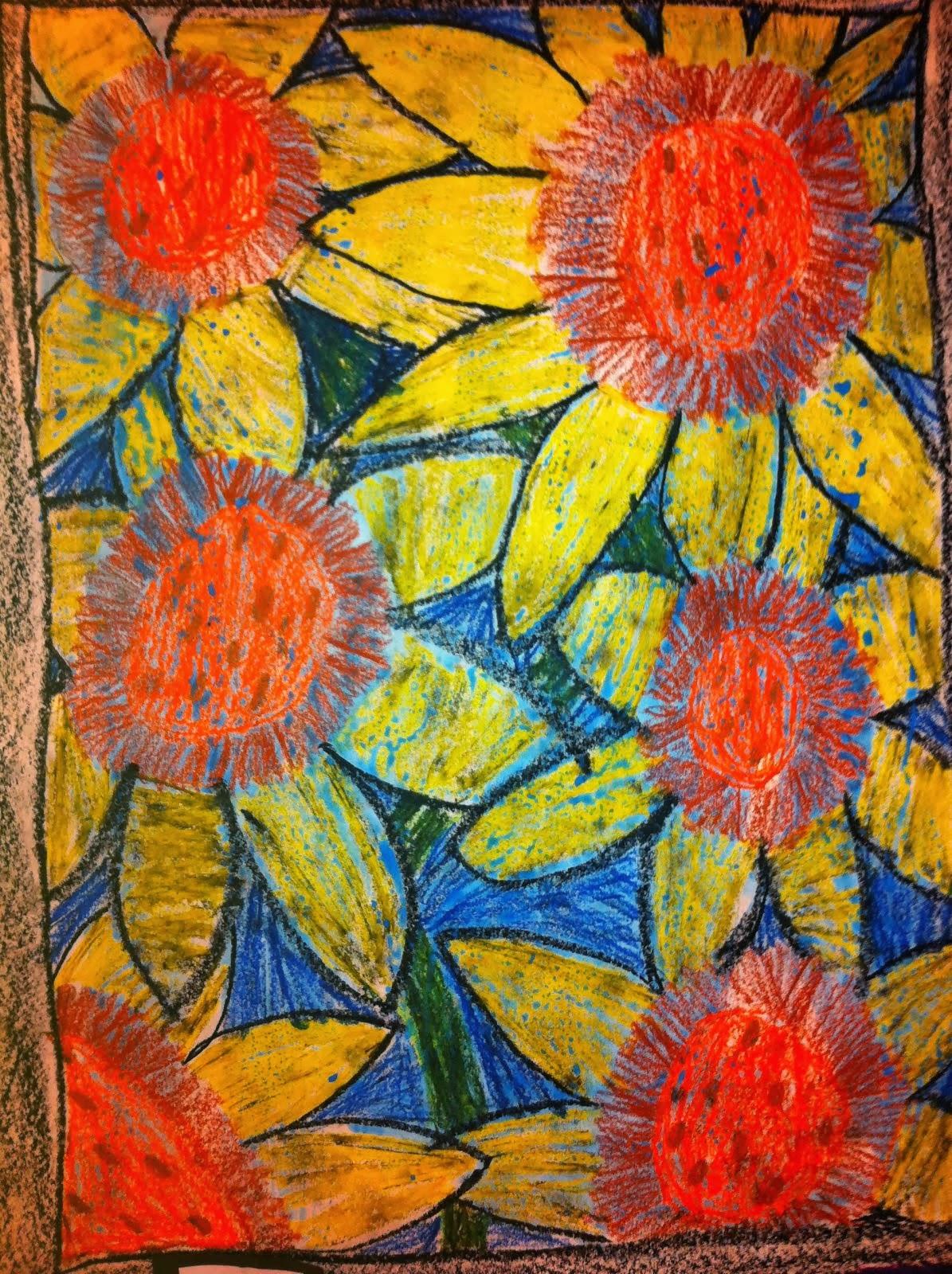 Garden inspired Art