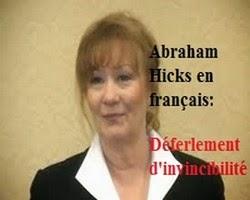 Vidéo Abraham Hicks français
