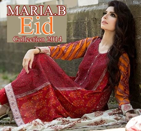 Maria.B Eid Collection 2014