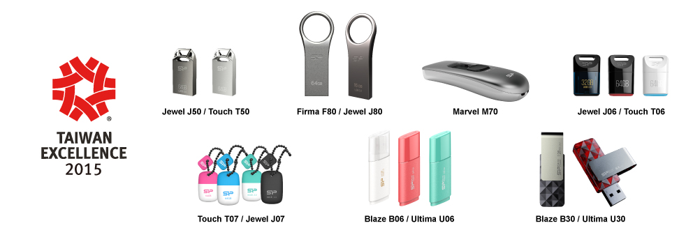 SP USB flash drive series