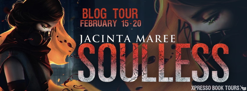 Soulless Blog Tour Review