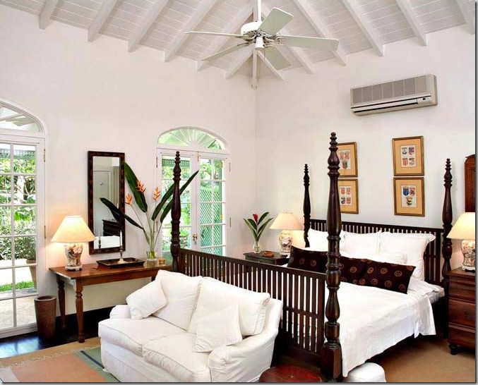 Home decorating caribbean style
