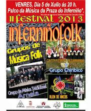 II INFERNIÑOFOLK-2013