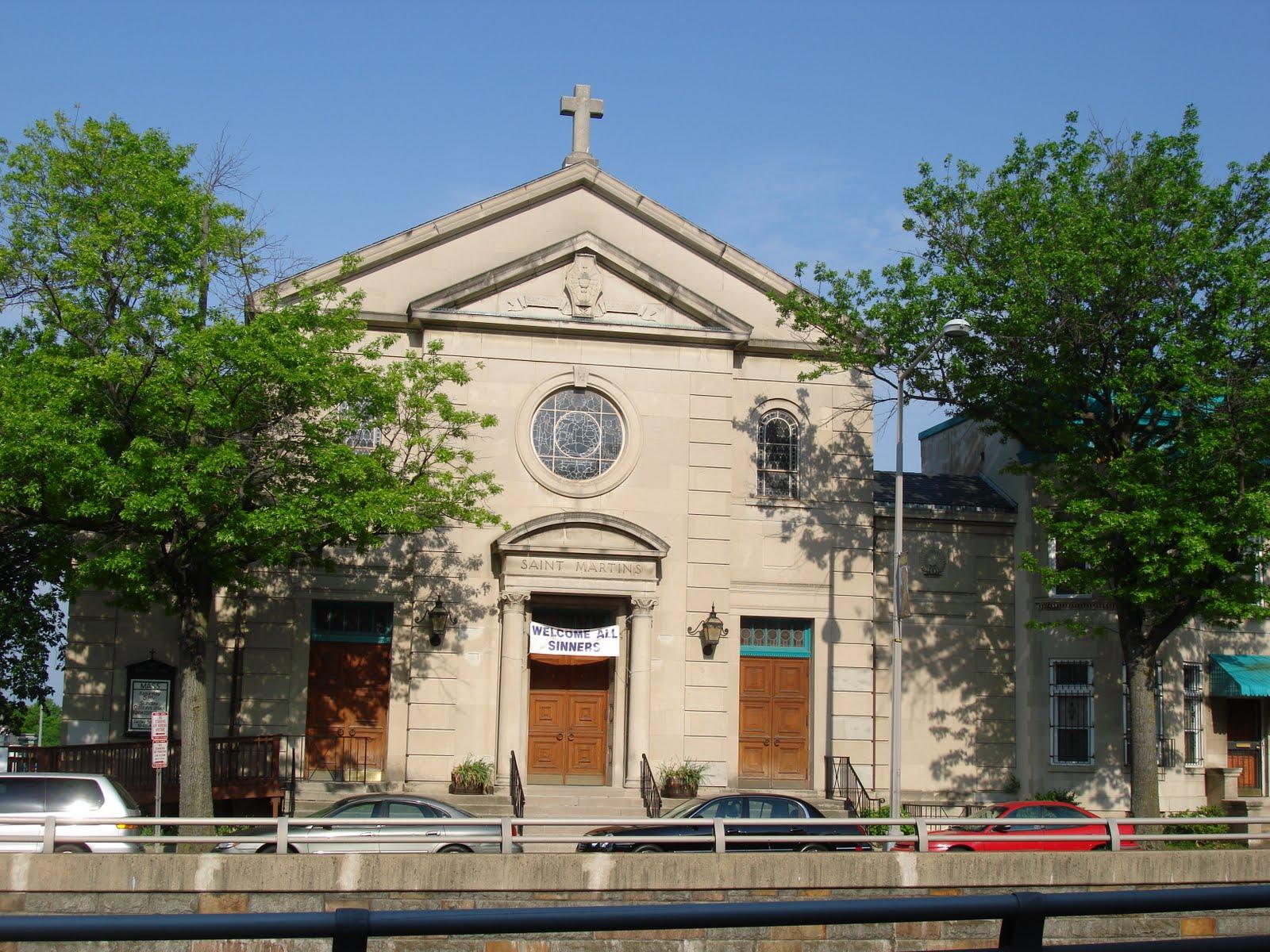 capitol catholic st martin of tours church