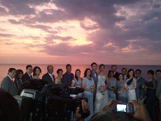 John Estrada and Priscilla Meirelles wedding photos