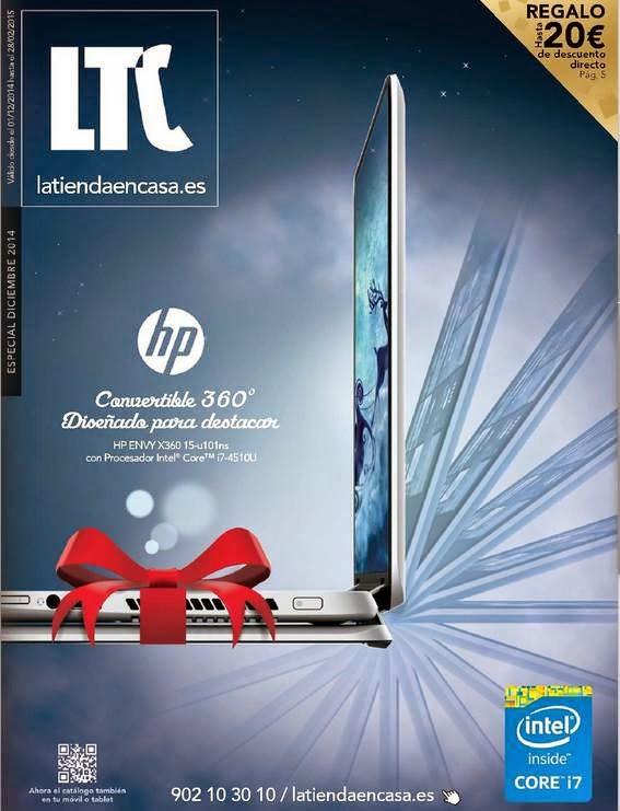 ofertas y regalos tecnologicos navidad 14 LTC