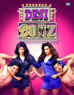 Desi Boyz 2011 poster