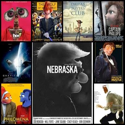 Carteles Pixar de las nominadas a los Oscar. MÁS CINE. Making Of