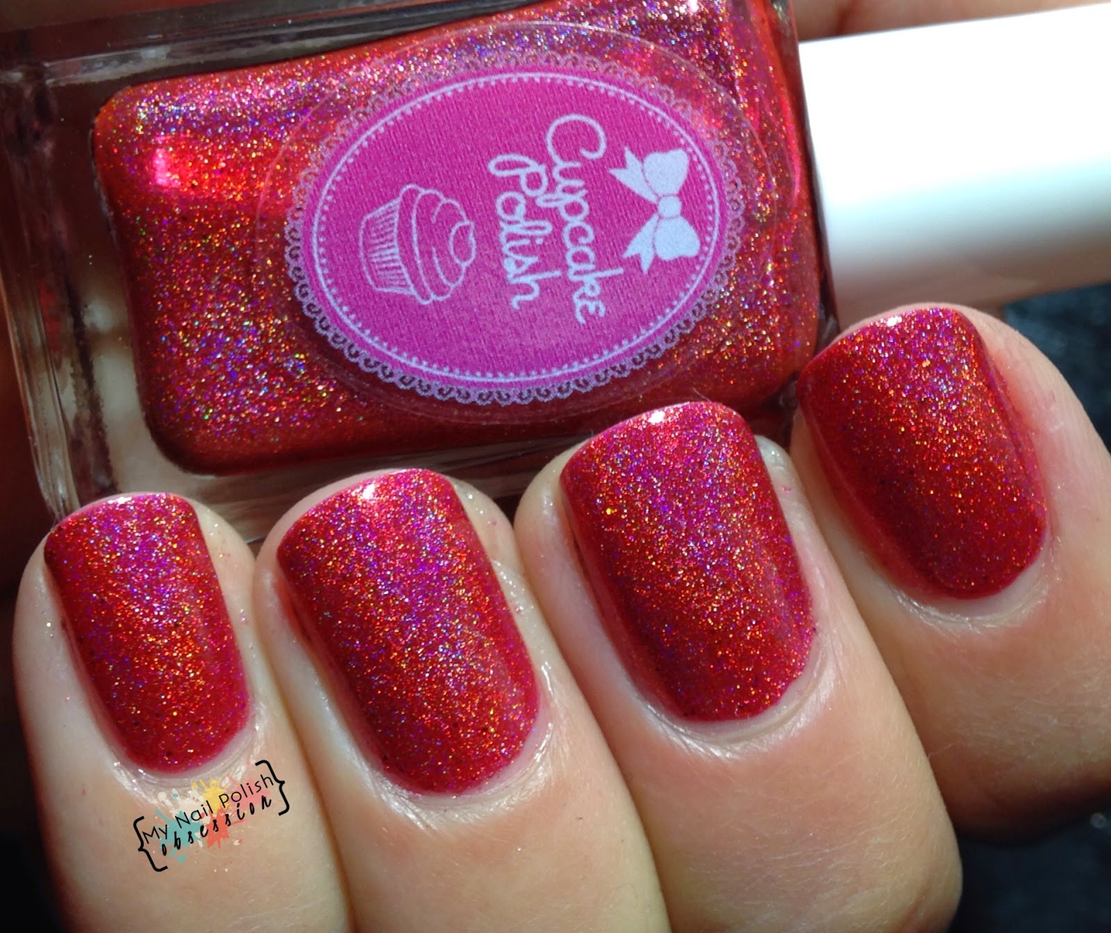 Cupcake Polish Merry and Bright
