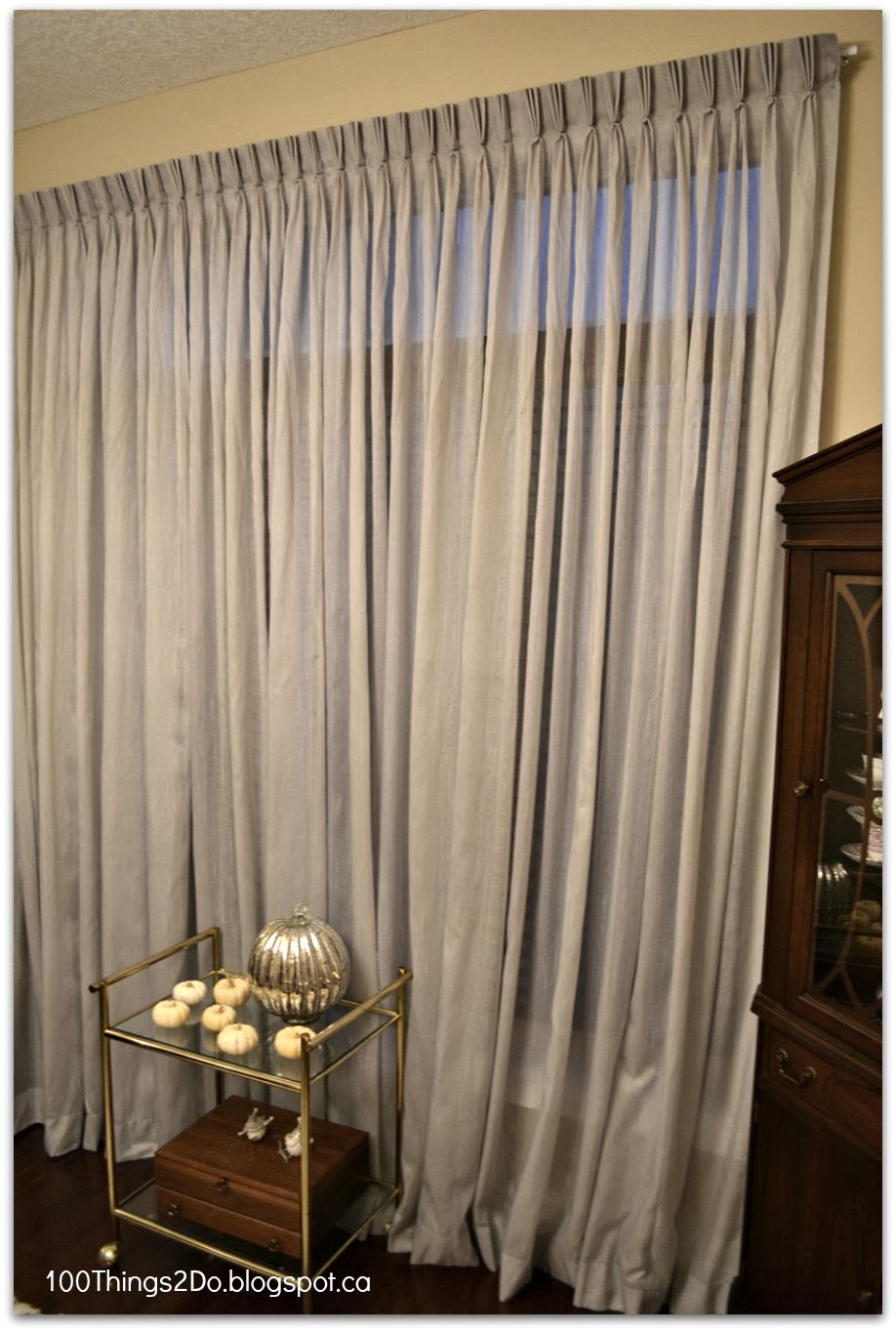 Nice Dying Curtains
