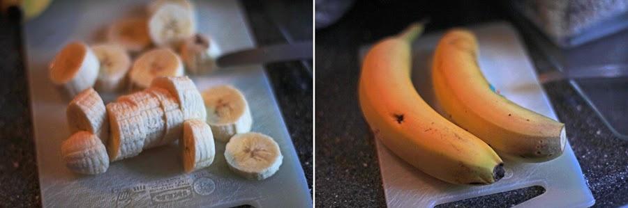 banane vegan rezept idee