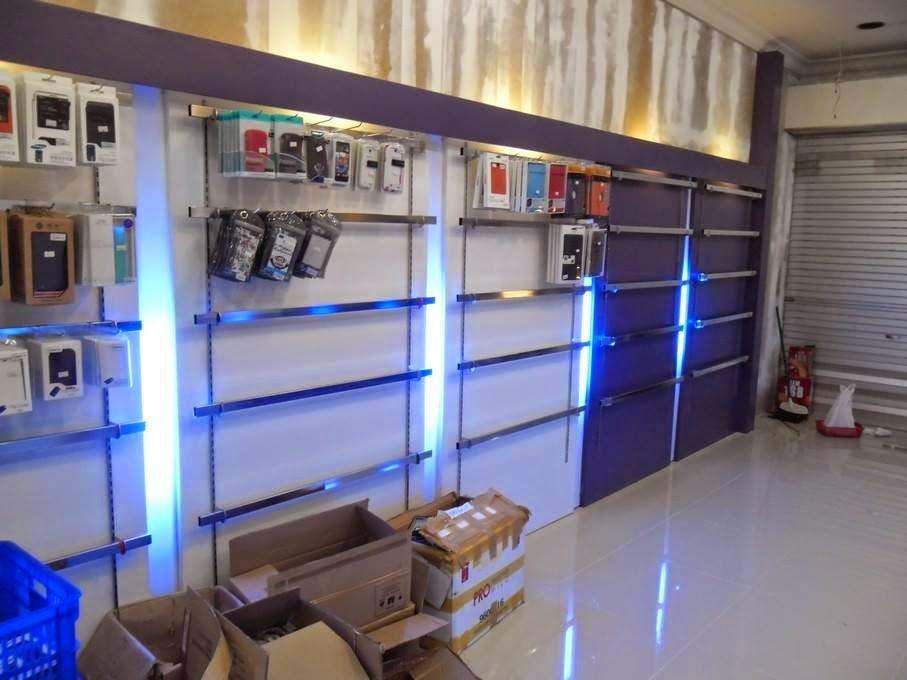 Etalase Hp Android DieCast Game - Furniture Semarang 07