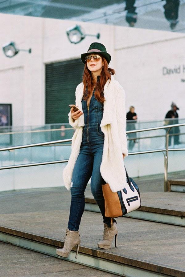 New York Fashion Week AW 2014 | Vanessa Jackman | Bloglovin