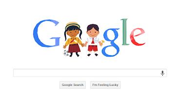google hari anak nasional