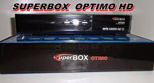 Atualizacao do receptor Superbox Optimo HD V3.10
