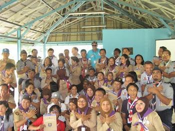 Pelatihan Duta Top Leader Perdamaian Dunia