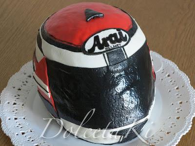 torta casco arai
