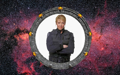 Samantha Carter Wallpaper